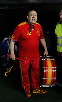 Spain's supporter Manolo during international match of the qualifiers for the FIFA World Cup Brazil 2014.March 22,2013.(ALTERPHOTOS/Victor Blanco)