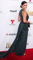 PASADENA, CA, USA - OCTOBER 10: Melissa Fumero arrives at the 2014 NCLR ALMA Awards held at the Pasadena Civic Auditorium on October 10, 2014 in Pasadena, California, United States. (Photo by Celebrity Monitor)