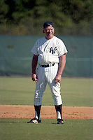 Mickey Mantle-Whitey Ford Fantasy Camp 1989