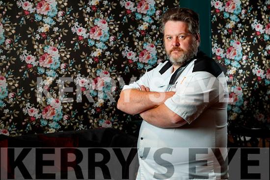 Noel Keane, head chef at Croi restaurant, Tralee