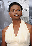 Adina Porter at The Season 2 Premiere of The HBO Series The Newsroom held at Paramount Studios in Los Angeles, California on July 10,2013                                                                   Copyright 2013 Hollywood Press Agency