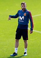 Spain's Jordi Alba during training session. May 31,2018.(ALTERPHOTOS/Acero) /NortePhoto.com