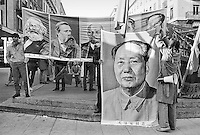 - Pacifist demonstration for the USA-URSS summit ....- Manifestazione pacifista in occasione del summit USA-URSS