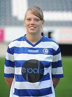 K AA Gent Ladies : Ine Heemeryck<br /> foto Dirk Vuylsteke / nikonpro.be