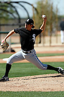 Ryan O'Malley -  Chicago White Sox - 2009 spring training.Photo by:  Bill Mitchell/Four Seam Images