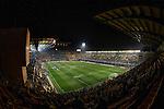 The stadium before match Villarreal CF vs AS Roma, part of the UEFA Europa League 2016-17 Round of 32 at the Estadio de la Cerámica on 16 February 2017 in Villarreal, Spain. Photo by Maria Jose Segovia Carmona / Power Sport Images
