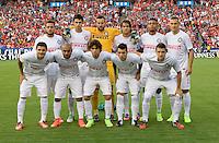 Manchester United vs Inter Milan, July 29.2014