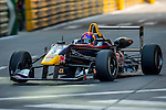 Max Verstappen races the Formula 3 Macau Grand Prix during the 61st Macau Grand Prix on November 15, 2014 at Macau street circuit in Macau, China. Photo by Aitor Alcalde / Power Sport Images