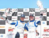Pirelli World Challenge<br /> Grand Prix of Utah<br /> Utah Motorsports Campus, Tooele, UT USA<br /> Saturday 12 August 2017<br /> Peter Kox/ Mark Wilkins<br /> World Copyright: Richard Dole/LAT Images<br /> ref: Digital Image DSC_1373