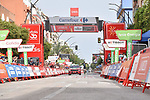 Michael Storer (AUS) Team DSM wins solo Stage 10 of La Vuelta d'Espana 2021, running 189km from Roquetas de Mar to Rincón de la Victoria, Spain. 24th August 2021.     <br /> Picture: Cxcling   Cyclefile<br /> <br /> All photos usage must carry mandatory copyright credit (© Cyclefile   Cxcling)