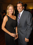 Heather Colby and John Goodman at the Memorial Park Conservancy Gala at The Bayou Club Thursday Oct. 15,2009. (Dave Rossman/For the Chronicle)
