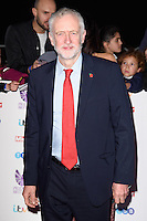 Jeremy Corbyn<br /> at the Pride of Britain Awards 2016, Grosvenor House Hotel, London.<br /> <br /> <br /> ©Ash Knotek  D3191  31/10/2016