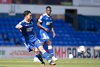 Andre Dozzell of Ipswich Town plays a cross field ball during Ipswich Town vs Wigan Athletic, Sky Bet EFL League 1 Football at Portman Road on 13th September 2020