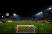 9th January 2021; Brentford Community Stadium, London, England; English FA Cup Football, Brentford FC versus Middlesbrough; General wide view of Brentford Community Stadium during the 1st half