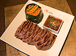 Beef Dinner, Thiou Restaurant, Paris, France, Europe