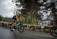 Wout van Aert (BEL/Jumbo - Visma)<br /> <br /> 7th La Course by Tour de France 2020 <br /> 1 day race from Nice to Nice (96km)<br /> <br /> ©kramon