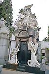 José Clemente Paz Tomb (1842-1912), statesman and journalist, La Recoleta Cemetery