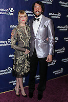 """BEVERLY HILLS, CA, USA - MARCH 26: Beth Behrs, Jonathan Kite at the 22nd """"A Night At Sardi's"""" To Benefit The Alzheimer's Association held at the Beverly Hilton Hotel on March 26, 2014 in Beverly Hills, California, United States. (Photo by Xavier Collin/Celebrity Monitor)"""