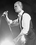 David Bowie 1976<br /> © Chris Walter