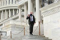 United States Senator Tim Kaine (Democrat of Virginia) leaves the United States Capitol in Washington D.C., U.S. on Thursday, May 21, 2020. Credit: Stefani Reynolds / CNP/AdMedia