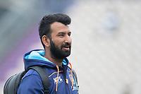 Cheteshwar Pujara, India during India vs New Zealand, ICC World Test Championship Final Cricket at The Hampshire Bowl on 20th June 2021
