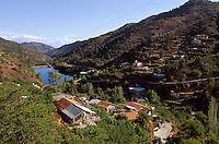 Zypern (Süd), Blick von Kalapanagiotis in das Marathasa-Tal