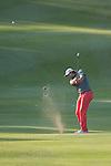 Peter Uihlein of USA plays an approach shot during the 58th UBS Hong Kong Golf Open as part of the European Tour on 10 December 2016, at the Hong Kong Golf Club, Fanling, Hong Kong, China. Photo by Marcio Rodrigo Machado / Power Sport Images