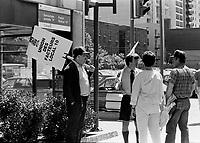 1987 LAB - POSTE CANADA - Conflit