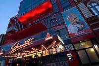 Hamburg, Schmidt Theater in St. Pauli, Spielbudenplatz 25-28, Deutschland