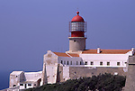 Europe, PRT, Portugal, Algarve, Sagres, Cabo de Sao Vicente, Lighthouse....[ For each utilisation of my images my General Terms and Conditions are mandatory. Usage only against use message and proof. Download of my General Terms and Conditions under http://www.image-box.com or ask for sending. A clearance before usage is necessary...Material is subject to royalties. Each utilisation of my images is subject to a fee in accordance to the present valid MFM-List...Contact | archive@image-box.com | www.image-box.com ]