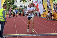 Jan Ascher (Team Grafikwerk21) kommt ins Ziel
