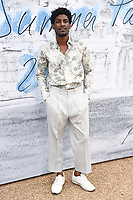 Labrinth<br /> arriving for The Summer Party 2019 at the Serpentine Gallery, Hyde Park, London<br /> <br /> ©Ash Knotek  D3511  25/06/2019