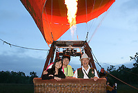 20111201 Hot Air Balloon Cairns 01 December