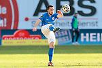 20.02.2021, xtgx, Fussball 3. Liga, FC Hansa Rostock - SV Waldhof Mannheim, v.l. Pascal Breyer (Hansa Rostock, 39) <br /> <br /> (DFL/DFB REGULATIONS PROHIBIT ANY USE OF PHOTOGRAPHS as IMAGE SEQUENCES and/or QUASI-VIDEO)<br /> <br /> Foto © PIX-Sportfotos *** Foto ist honorarpflichtig! *** Auf Anfrage in hoeherer Qualitaet/Aufloesung. Belegexemplar erbeten. Veroeffentlichung ausschliesslich fuer journalistisch-publizistische Zwecke. For editorial use only.