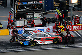 #95: Christopher Bell, Leavine Family Racing, Toyota Camry Rheem/Watts pit stop