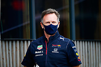 July 2nd 2021; F1 Grand Prix of Austria, free practise sessions;  HORNER Christian (gbr), Team Principal of Red Bull Racing