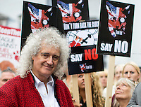 """14.07.2015 - """"Fox Hunting Protest"""""""