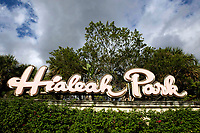 Hialeah Park, America's most beautiful racetrack, my heaven on earth