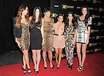 ,Khloe Kardashian Odom ,Kylie Jenner,Kris Jenner,Kourtney Kardashian,Kim Kardashian and Kendall Jenner attends The Launch Party for The Kardashian Kollection for Sears held at The Colony in Hollywood, California on August 17,2011                                                                               © 2011 DVS / Hollywood Press Agency