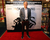 Pictured: Manager Garry Monk. Sunday 14 September 2014<br />
