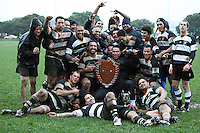 090523 Wellington Club Rugby - Poneke v Ories