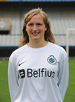 Club Brugge Vrouwen : Kim Dossche<br /> foto David Catry / nikonpro.be
