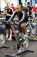 Pictured: Andre Ayew Sunday 28 June 2015<br />