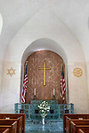 Chapel, Punchbowl, National Memorial Cemetery of the Pacific