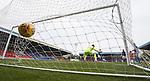22.09.2019 St Johnstone v Rangers: Jermain Defoe scores his first goal