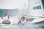 United Kingdom	420	Women	Crew	GBREB26	Emma	Baker<br /> United Kingdom	420	Women	Helm	GBRJC149	Jennifer	Cropley<br /> Day2, 2015 Youth Sailing World Championships,<br /> Langkawi, Malaysia