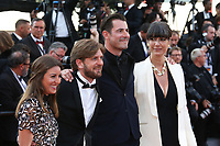 RUBEN OSTLUND AND CLAES BANG - RED CARPET OF THE CLOSING CEREMONY AT THE 70TH FESTIVAL OF CANNES 2017
