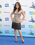 Mayte Garcia attends The 2012 Do Something Awards at the Barker Hangar in Santa Monica, California on August 19,2012                                                                               © 2012 DVS / Hollywood Press Agency