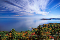 Lake Superior photos, pictures, images, Upper Peninsula of Michigan. Lake Superior Magazine Calendar Cover 2008