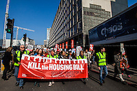"""13.03.2016 - """"National Demo Against The Housing Bill"""""""